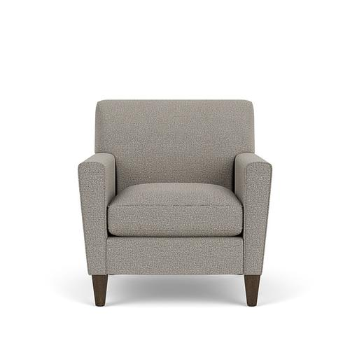 Flexsteel - Digby Chair in Gray Quarry Fabric