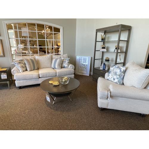 Craftmaster Furniture - Sofa Style #CRF700450 Brynn Fabric