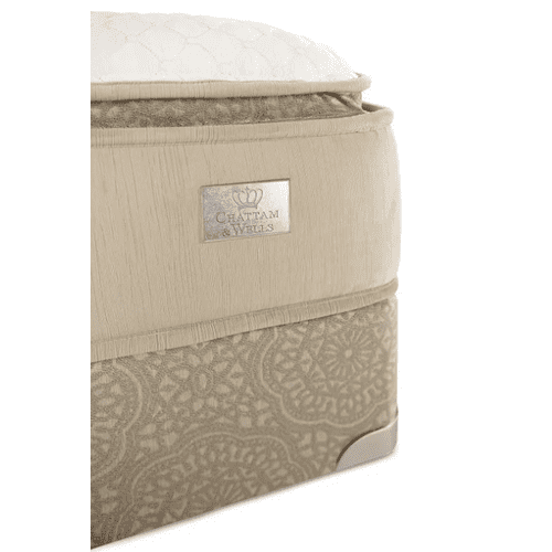 Chattam & Wells - Hamilton Luxury Pillow Top