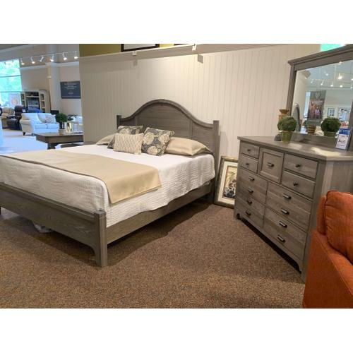 Lmco. Home - King Bungalow Arch Bed
