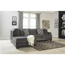 Kumasi Sectional - Left Chaise