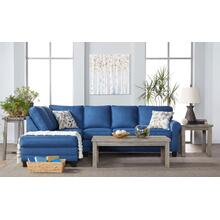 Jitterbug Sectional - Denim