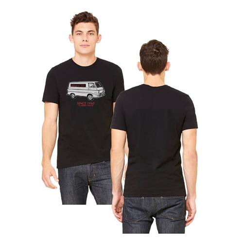 Miscellaneous - Retro Van Logo T-Shirt