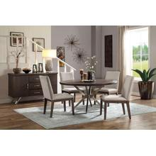 Ibiza 5pc Round Dining Room Set