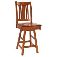 Product Image - Solid Wood Bar Stool