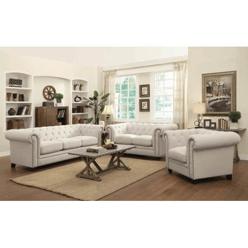 Roy Sofa and Love Seat