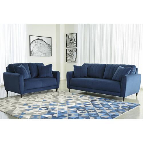 Enderlin-Ink 2PC Set: Sofa and Loveseat (17801)