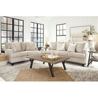 Claredon Sofa and Loveseat Set