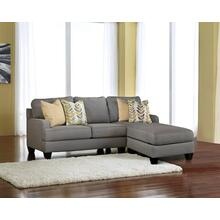 Chamberly Alloy Chaise Sofa