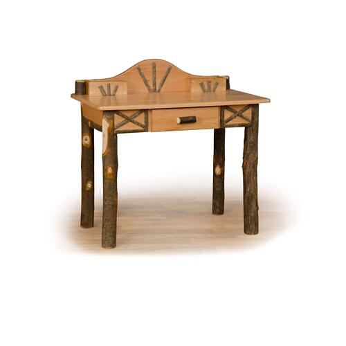 Hickory And Oak Writing Desk