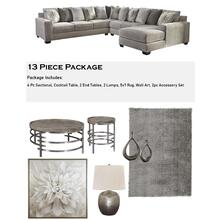 Ardsley 13 Piece Room Package