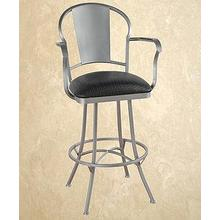 Charleston - Swivel Barstool