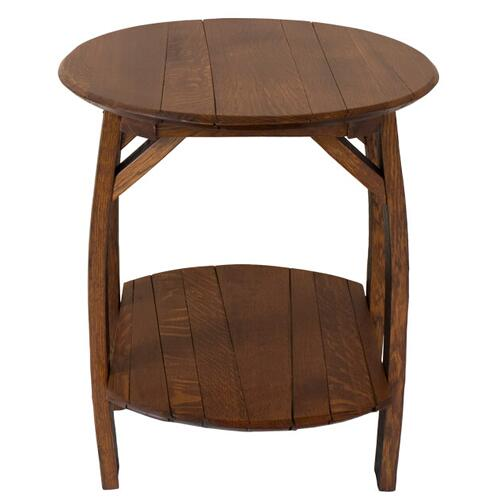 AR365 Red Oak End Table