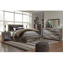 Roadhouse Ultimate Storage Bed, Dresser, Mirror