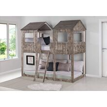 Twin=Twin Tower Bunk bed