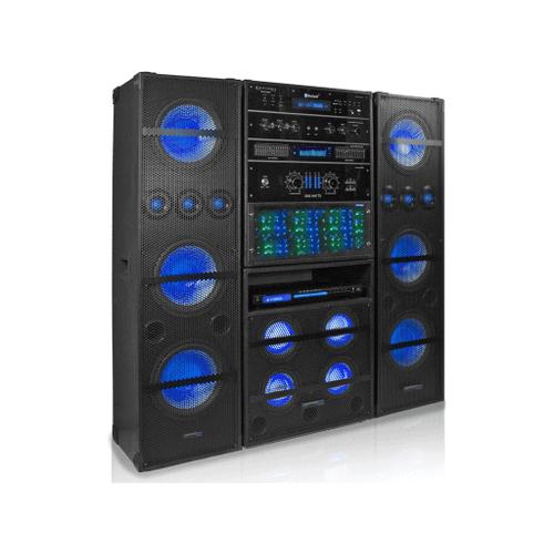 Technical Pro Rack Stereo