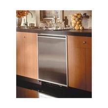 "Sub-Zero 24""Fully Integrated Built-In Under Counter Refrigerator - Left Hinge"