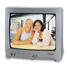 "13"" Diagonal FST BlackStripe II™ Color Television"