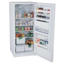 See Details - All-Refrigerator Model R-17 offers 17.3 c.f. of storage; is automatic defrost and features a static (no fan) defrost system, ideal for many medical and food applications.