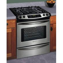 Slide-in Dual Fuel Range (PLCS389CC) *Discontinued Clearance*