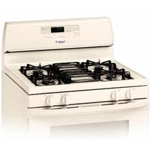 See Details - Biscuit-on-Biscuit 30-Inch Whirlpool Gold® Self-Cleaning Freestanding Gas Range