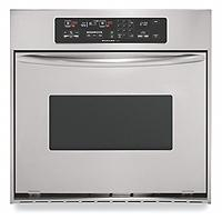 3.3 Cu. Ft. True Convection Architect® Series Single Oven 27 in. Width(Stainless Steel)