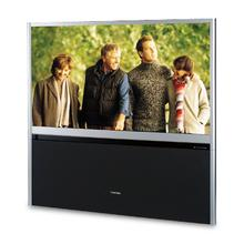 """65"""" Diagonal TheaterWide® HD Monitor Projection TV"""