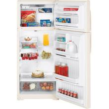 GE® ENERGY STAR® 18.1 Cu. Ft. Top-Freezer Refrigerator Bisque 28 wide x 67 tall