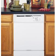 GE® Built-In Dishwasher ENERGY STAR White