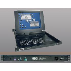 Switches : 1U Rackmount Console