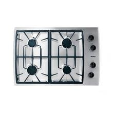 "30"" SS Gas Cooktop"