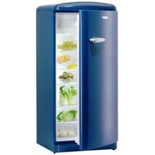 "24"" Skyblue Classic 50's Beverage Center with Automatic Defrost"