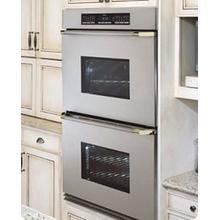"30"" BLK Double Electric Wall Oven"