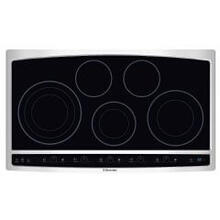 "Electrolux 36"" Smoothtop Electric Cooktop with 5 Radiant Elements"