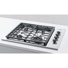 "Frigidaire 30"" SS Gas Cooktop with 4 Sealed Burners"