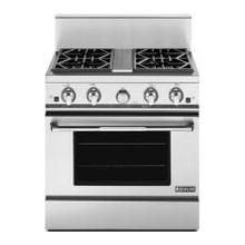 "Jenn-Air 30"" Pro-Style Gas Range With Convection Oven"