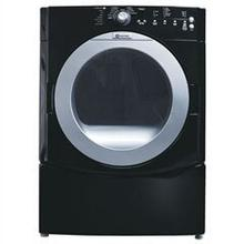 Maytag 27'' Black Gas Dryer with 7.3 Cu. Ft. Capacity, 5 Temperature Settings