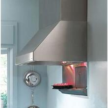 "Vent-A-Hood 30"" SS  Wall Mount Canopy Range Hood with Internal Blower Option"