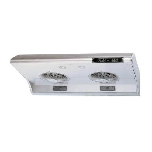 """Zephyr 30"""" Bisque Under-Cabinet Hood with Self Cleaning Function"""