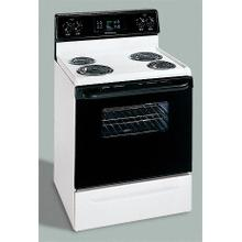 Electric Coil Range w/ Self Clean Oven
