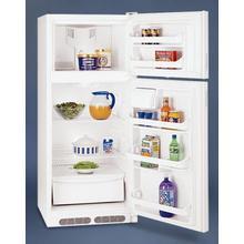 See Details - Frigidaire 15 Cu Ft Top Mount Refrigerator