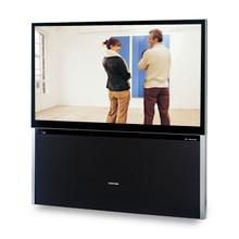"""65"""" Diagonal HD Compatible Wide Screen Projection Television"""
