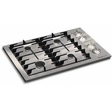 """View Product - E36GC65ESS 30"""" Drop-in Gas Cooktop"""