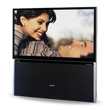 "51HX93: 51"" Diagonal HD Compatible Wide Screen Projection Television"