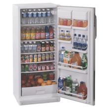 """See Details - Full-sized all refrigerator with automatic defrost in thin 24"""" width"""