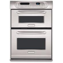 See Details - 1.4 Cu. Ft. Microwave 3.7 Cu. Ft. Ultima Cook™ Specialty Lower Oven PRO LINE® Series Oven/Microwave Combination 30 in. Width(Stainless Steel)
