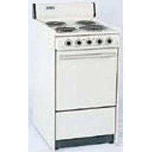 Summit - SUMMIT SEM111 is a 20 inch all-electric (220V) range with large deep oven.  Model SEM111 features one rack and a broiler in oven.  Made in USA