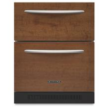 See Details - Architect® Series Panel Ready 5.3 Cu. Ft. 27 in. Width Drawer Refrigerator