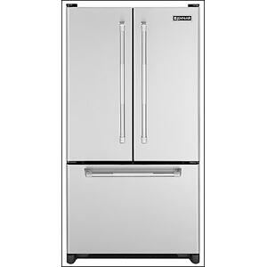 JennAir - Pro-Style® 20 Cu. Ft. French Door Cabinet-Depth Bottom Freezer