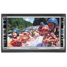 """In-Dash 2-DIN 6.5"""" Widescreen Color LCD Monitor/DVD Receiver"""